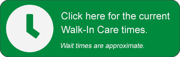 Walk In Care Wait Times