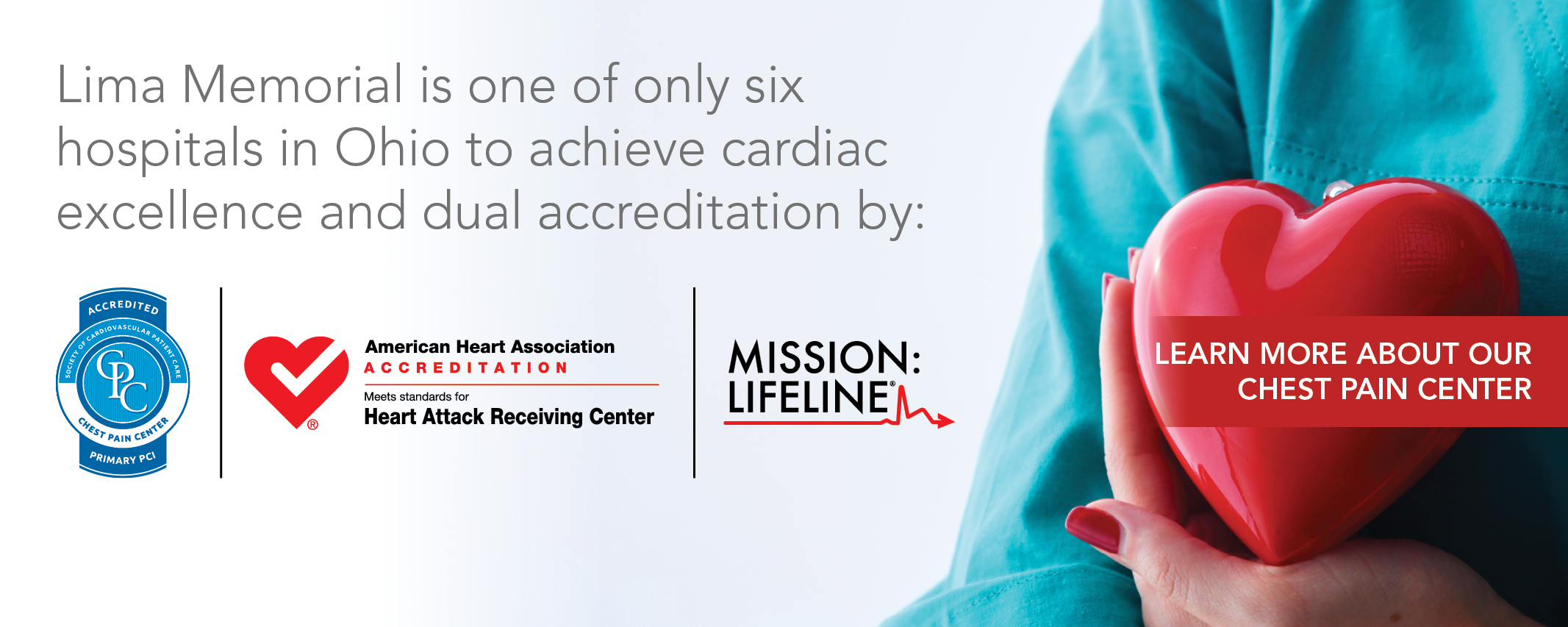 Chest Pain Dual Accreditation