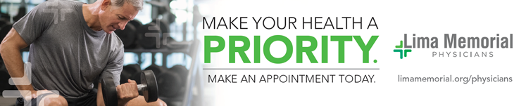 Make your health a priority. Make an appointment today.