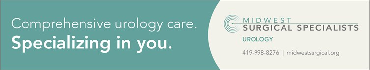 Comprehensive urology care. Specializing in you.